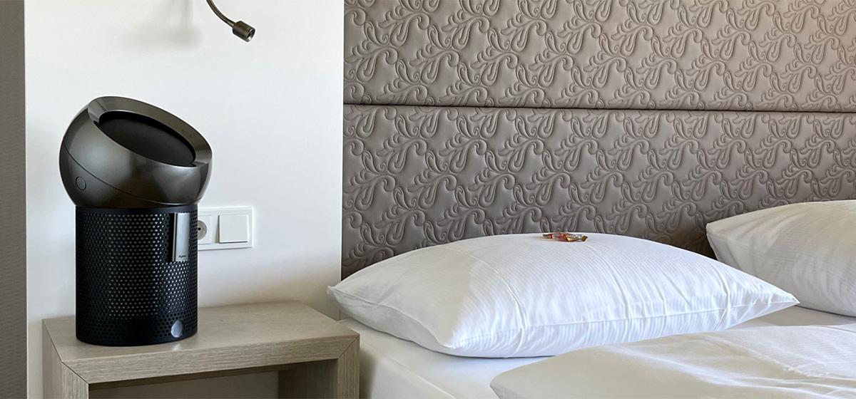 Hotel-Bellevue dyson
